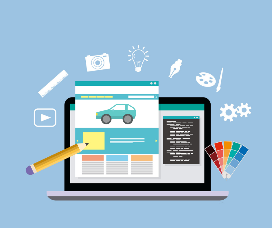 user experience automotive online